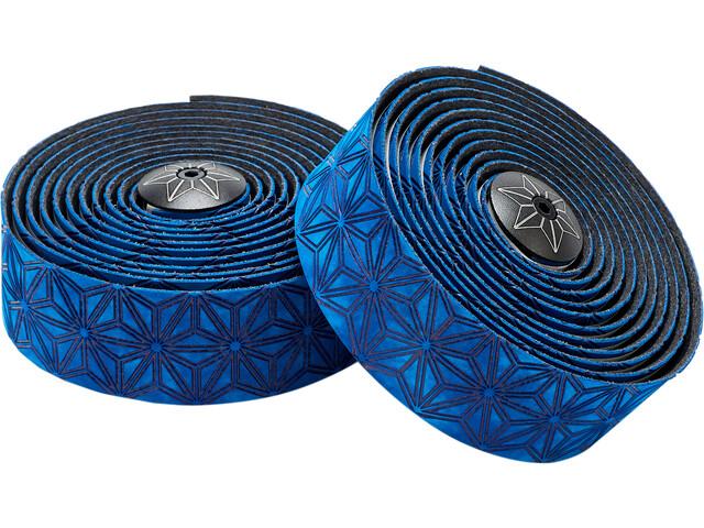 Supacaz Velvet Handlebar Tape blue